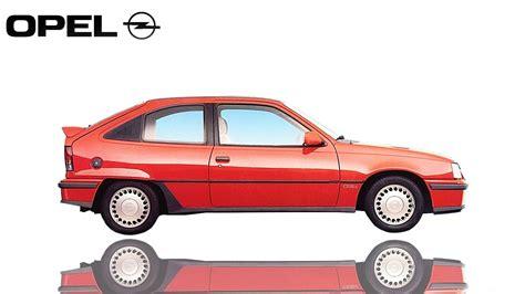 ᵃ ᴴᴰ 1987 Opel Kadett GSi 16v » E • (GM T platform ...