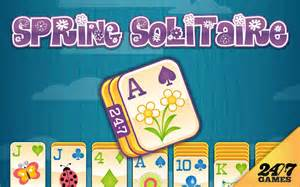 spring solitaire chrome web store
