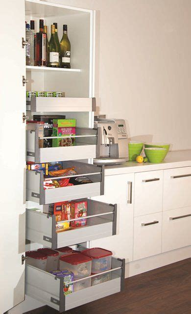 harn triomax soft close pantry system smart efficient