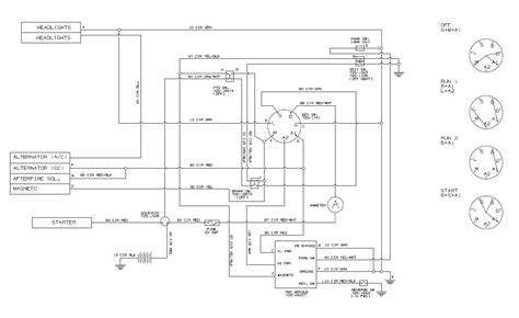 troy bilt 14ab809h063 i need a wiring diagram of the tractor