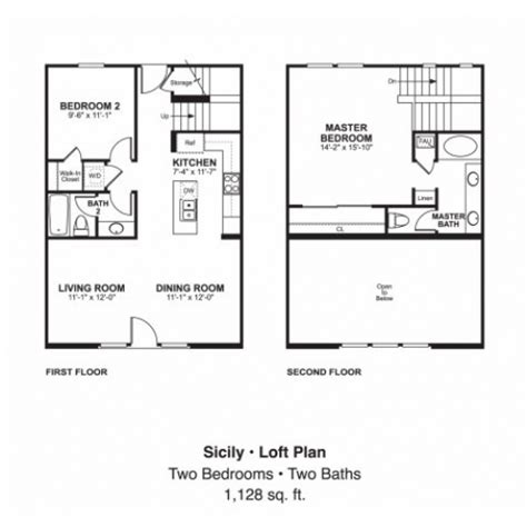 garage apartment plans 2 bedroom gallery for gt 2 bedroom garage apartment floor plans
