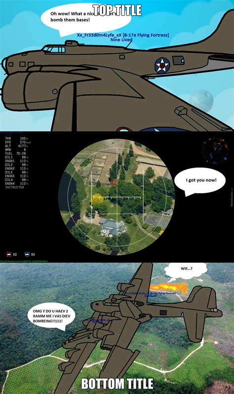 War Thunder Memes - war thunder bombers in a nutshell by recyclebin meme center