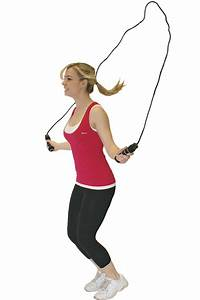 Skipping Jump rope OBA408W_OLD | Orbit Fitness