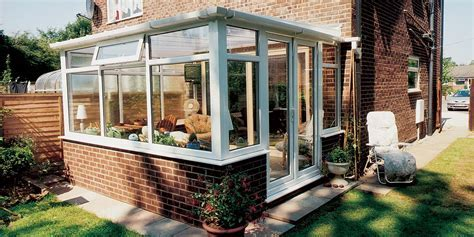 Lean To Conservatories   Lean To Conservatory from Orion