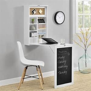 Schreibtisch Klappbar Wand : wandtisch wei schreibtisch tisch regal wand klapptisch aus klappbar ebay ~ Watch28wear.com Haus und Dekorationen