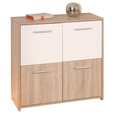 meuble bas de rangement bois salle de bain chaios com