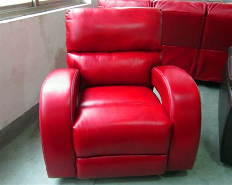 red leather sofa lazy boy modern functional living room furniture lazy boy leather