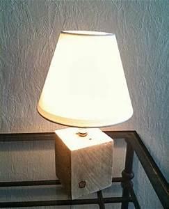 Fabriquer Une Lampe De Chevet : lampe de chevet diy arda d co ~ Zukunftsfamilie.com Idées de Décoration
