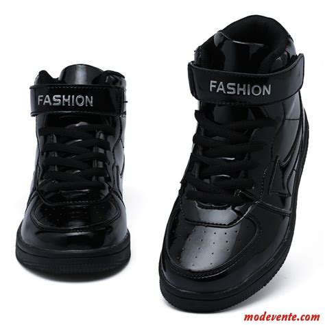 baskets montantes femme chaussure montante pas cher