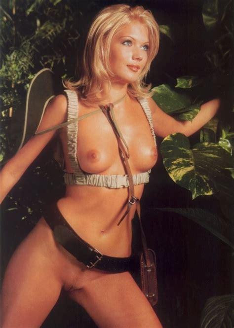 Naked Gina Pistol In Playboy Romania
