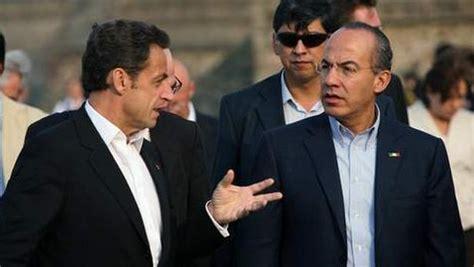 Mexique : Sarkozy et Calderon évoquent «l'affaire Cassez»