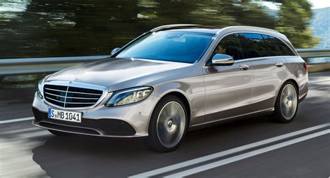 2019 Mercedesbenz Cclass Facelift Debuts With Sclass