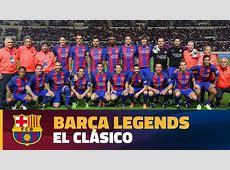 [HIGHLIGHTS] FC Barcelona Legends – Real Madrid Leyendas