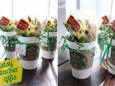 Starbucks Cup Gift on Pinterest