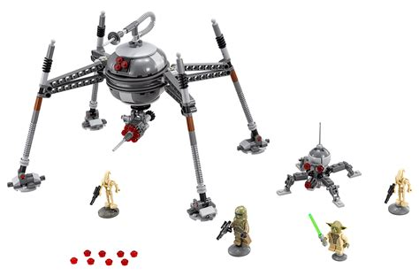 star wars leg l star wars 2016 homing spider droid 76142 photos