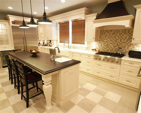 decorating kitchen islands kitchen island design houzz 3116
