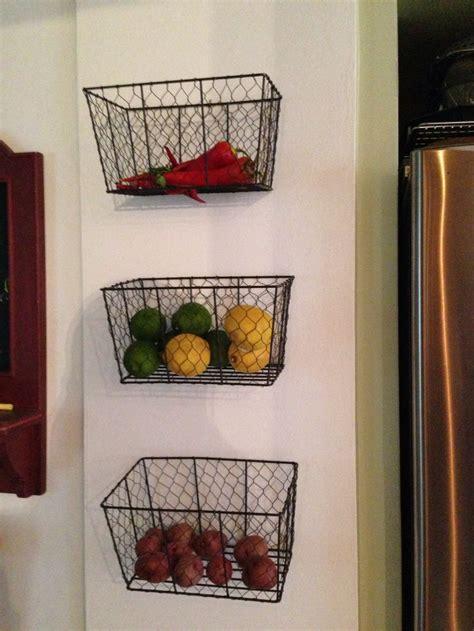 hanging baskets for kitchen 9 tips for kitchen organization ahrn