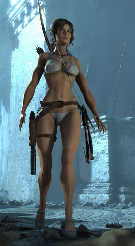 Rise of the tomb raider naked