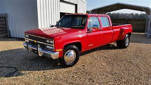 1989 Chevrolet Crew Cab Dually R3500 Pickup Rust Free