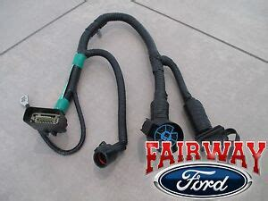 05 Ford Explorer Wiring Harnes by 05 Thru 07 F 150 Oem Genuine Ford 7 Pin Trailer Tow Wiring