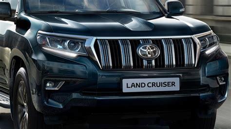 2019 Toyota Prado by 2019 Toyota Land Cruiser Prado Introducing
