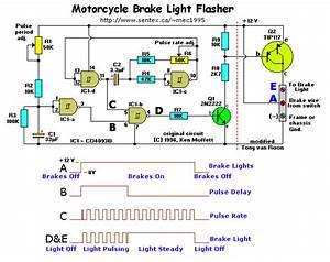 Motorcycle Brake Light Flasher  U2013 Circuit Wiring Diagrams