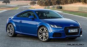Audi Tt 1 : update1 new photos 2015 audi tt and tts bring much more power and much better dynamics ~ Melissatoandfro.com Idées de Décoration