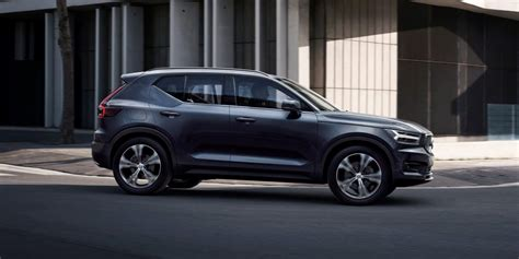 electric volvo xc suv  debut  year report