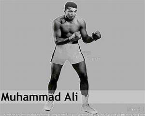 Muhammad Ali 07 Обои - Бокс (Boxing) - Спорт - Коллекция ...