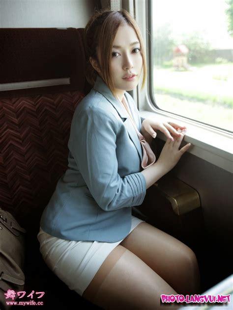 Mywife No458 Nao Kinoshita Ảnh Girl Xinh