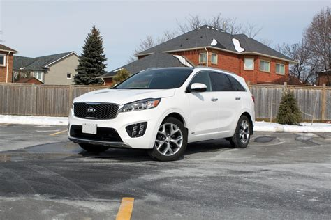 Kia Sx by 2016 Kia Sorento Sx Limited Review Autoguide