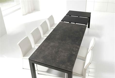 table de cuisine carree acheter table enix extensible mobliberica meubles