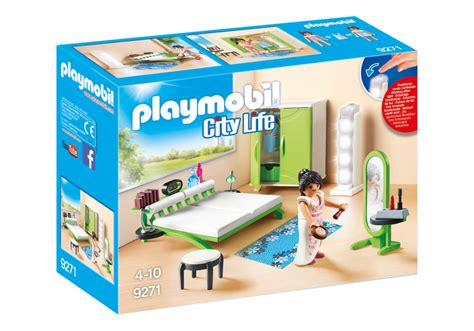 playmobil set 9271 bedroom klickypedia