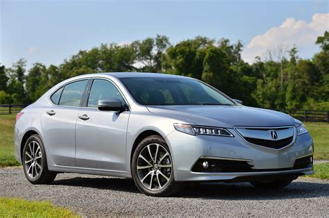 2015 Acura Tlx by 2015 Acura Tlx Drive Autoblog