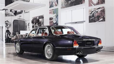 Modifikasi Jaguar Xj by Jaguar Xj6 Modifikasi Milik Drummer Iron Maiden Di Geneva
