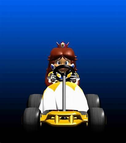 Kart Mario Daisy Princecheap Degree Rotation Deviantart