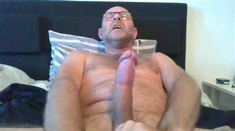 Hairy Dad Big Thick Uncut Beautiful Cock Huge Cum Gay