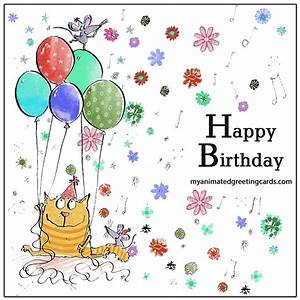 Happy Birthday Cards Animated Animated Happy Birthday ...