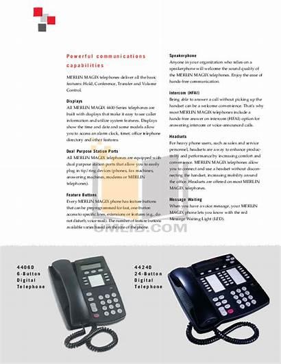 Merlin Legend Pdf Mlx Avaya 16dp Telephone