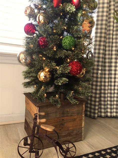 building a xmas tree box how to make a tree box create and babble