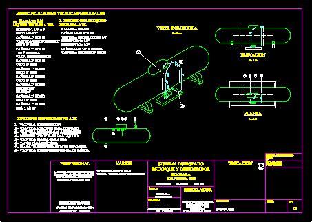 Dispense Autocad by Reservoir Gas Dispenser Dwg Block For Autocad Designs Cad
