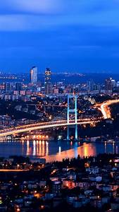 Wallpaper Turkey Istanbul Night 4k Travel 16655
