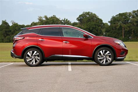 2018 Nissan Murano Driven Picture 687621 Car Review