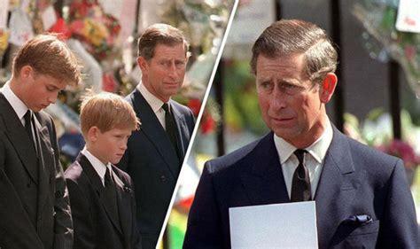 Prince Charles Princess Diana Funeral