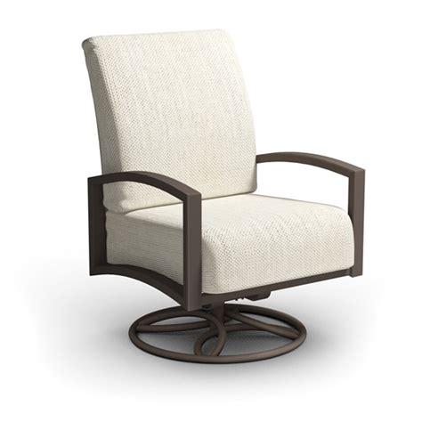 homecrest havenhill cushion swivel rocker chat chair 4a90a