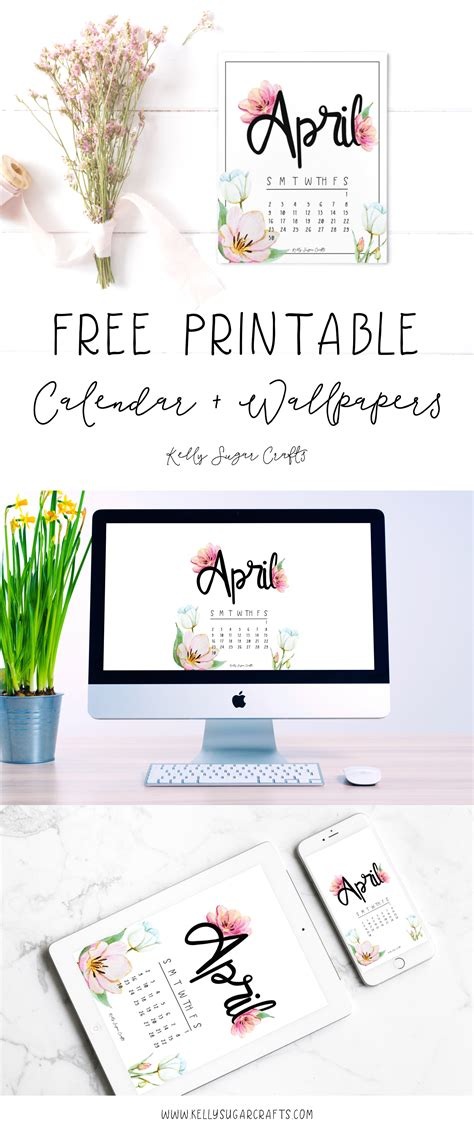wallpapers archives sugar crafts free printable april 2017 calendar and wallpapers