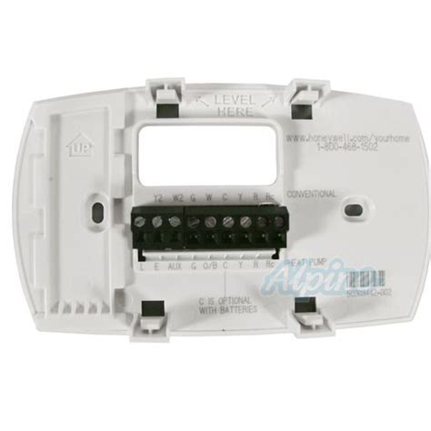 Honeywell 6000 Thermostat Wiring Diagram by Honeywell Th6320u1000 Instructions Brochures Focuspro 6000