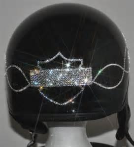 Harley-Davidson Bling Helmet