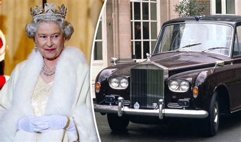 Royal Vehicles Queen Elizabeth's Collection Of Luxury