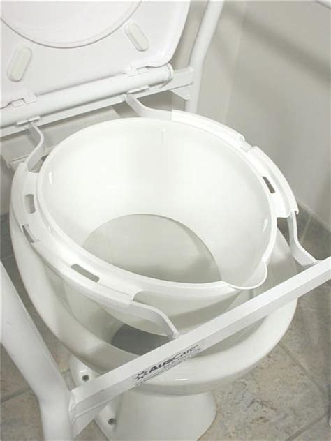 Splash Guard for Over Toilet Aid Product Code NOV 8560 B01